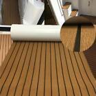 95faux Teak Eva Foam Boat Decking Sheet Mat Large Deluxe Marine Yacht Flooring