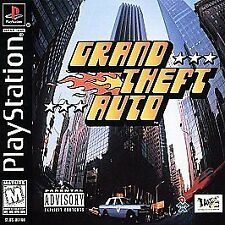 Grand Theft Auto Action/Adventure Video Games