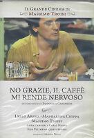 Dvd **NO GRAZIE IL CAFFE' MI RENDE NERVOSO** con Massimo Troisi nuovo 1982