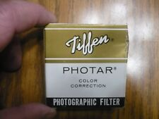 Lot of 5 Tiffen Photar series #7 8 (Yellow 2) Filter Lens 2x2 Square New
