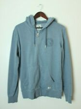 Quicksilver Men's Small Blue 1969 Boardshorts Hoodie Jacket