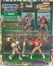 NFL Starting Lineup 2000 Classic Doubles Super Bowl Complete Set (7) *Free Ship*