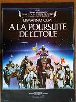 Plakat A La Poursuite De L'Etoile Ermanno Olmi Alberto Fumagalli 40x60cm