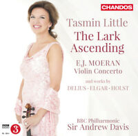 Tasmin Little : Tasmin Little: The Lark Ascending CD (2013) ***NEW***