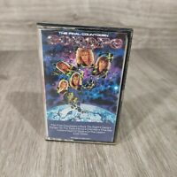 EUROPE THE FINAL COUNTDOWN Cassette Tape - Classic Hard Rock JOEY TEMPEST