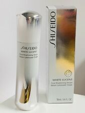 Shiseido White Lucent Total High Perform Face Brightening Serum 1.6 Oz/50 Sealed