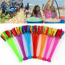 111-1110 Stück Wasserballon Wasserbomben Draußen Party Urlaub Sommer Kinder Toys