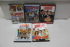 AMERICAN PIE DVD Lot of 5 Wedding, Accepted, Naked Mile, Band Camp