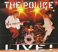 The Police - Live! [CD]