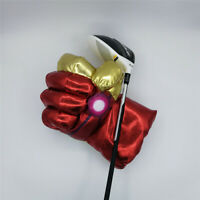 NEW Laser The Fist Driver Head Cover PU leather 460cc Boxing Golf Wood Headcover