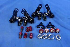 Avid Shorty Ultimate Cyclocross Cantilever Brakeset, Rim Brake, Front & Rear