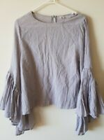 JV womens Top Size 8