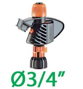 """Testina irrigatore a battente impact 3/4"""" femmina codice 8705 marca CLABER"""