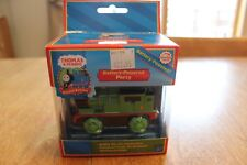 Thomas & Friends Wooden Railway LC99719 Battery-Powered Percy Real Wood NIB New