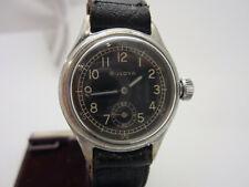 Vintage Bulova Military Wrist Watch 10AK Movement.
