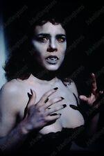 2e1af2db42 1980s sexy vampire woman in lingerie vintage 35mm slide Jb6