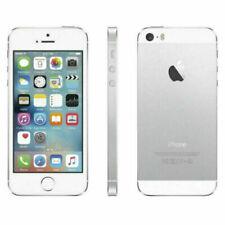 Apple iPhone 5S 16GB Silver Straight Talk Locked