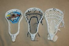 Lacrosse Stick Head Large Lot Evo Titanium Brine Stx Free Shipping!