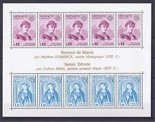 Monaco - BF 10 - timbres neufs **