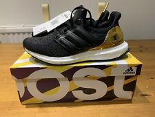 Adidas Ultra Boost 2.0 UK3 Olympic Gold Medal Pack Ltd Consortium Leather Kith