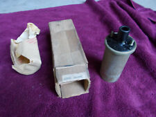Vintage Delco-Remy Point Type Ignition Coil 1915992 G73989 Gray Marine ?? NOS