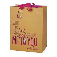 Me To You Tatty Teddy Bear-extra grand sac cadeau