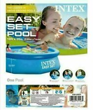 Intex 10 x 30 Inflatable Pool Easy Set Above Ground FAST FREE SHIPPING