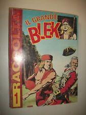RACCOLTA IL GRANDE BLEK N.1.EDITORIALE DARDO.DICEMBRE 1990 MOLTO BUONO!!