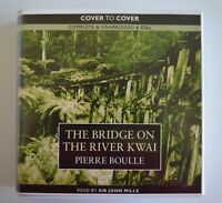 The Bridge on The River Kwai: by Pierre Boulle - Unabridged Audiobook - 6CDs