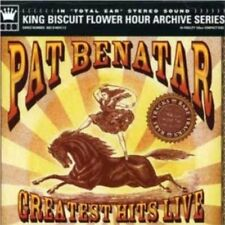 Benatar, Pat - Greatest Hits Live CD NEU OVP
