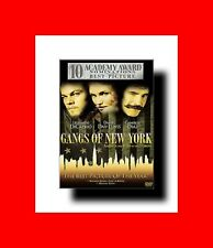 ☆DVD ACADEMY AWARD-GANGS OF NEW YORK-HISTORY NYC-NEW AMSTERDAM+DANIEL DAY LEWIS☆
