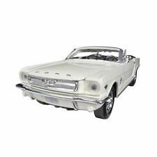 1:24 Ford 1964 1/2 Mustang Convertible -White -Motor Max American Classics 73212