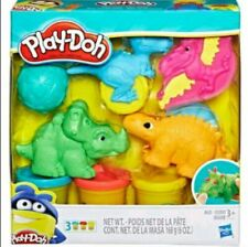 Play-Doh Dino Tools Play Set Toy - Dinosaurs Modelling Clay Play Dough Activity