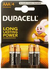 20 X Duracell Duralock AAA LR03 AAA Alkaline Battery (Blister Pack)