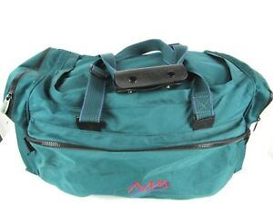 Delsey Paris Large Duffle Bag Overnight Carry On Tote Camping 23 x 12 x 12