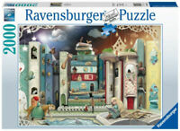 Novel Avenue 2000 Piece Jigsaw Puzzle High Quality Fast Shipping Limited Edition
