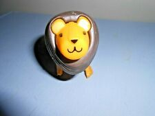 Fisher Price Little People Vintage 991 Circus Train Lion with Chewed Foot Used