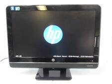 Lot of 40 HP Compaq 6000 Pro AiO Desktop 2 Duo E7600 3.06GHz 4GB RAM 320GB HD