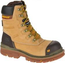 Caterpillar Premier 8 TX Mens Honey Composite Toe/Midsole Water-Resistant Boots