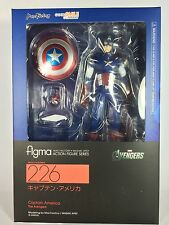 Avengers Figma Figure - Captain America #226