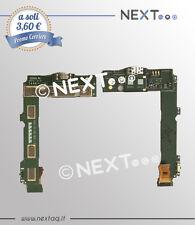 Flat flex microsoft nokia lumia 535 dock connettore ricarica usb microfono