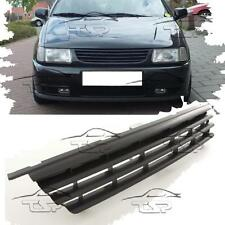FRONT BLACK GRILL FOR VW POLO 6N 94-99 SPOILER BODY KIT NEW