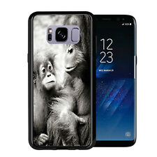Mommy And Baby Ape For Samsung Galaxy S8 2017 Case Cover by Atomic Market