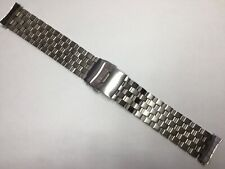 NEW 22MM 316L STAINLESS STEEL SUPER ENGINEER BAND BRACELET FOR SEIKO DIVER 7S26