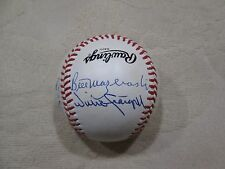 VINTAGE PITTSBURGH PIRATES REUNION AUTO SIGNED BASEBALL 12 AUTOGRAPHS RARE