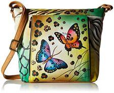 Anuschka Handpainted Leather Medium Travel Organizer Bag