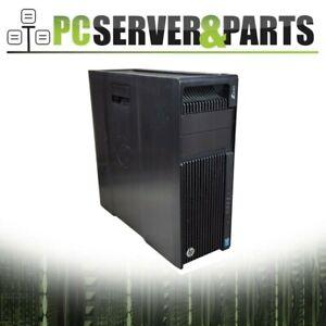 HP Z640 Workstation 6-Core 2.40GHz E5-2620 v3 16GB 256GB SSD + 1TB K620 No OS
