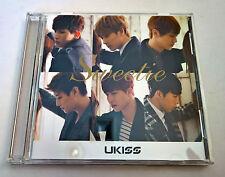 U-KISS 10th Single Sweetie CD+DVD First Japan Press Limited Edition K-POP