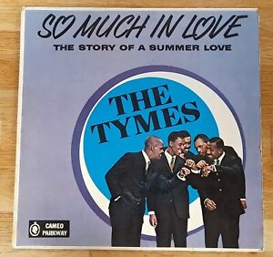 The Tymes - So Much In Love. 1963