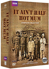 It Ain't Half Hot Mum . The Complete Series Collection . Season 1-8 . 9 DVD NEU